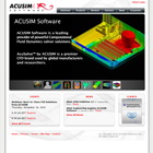ACUSIM Software